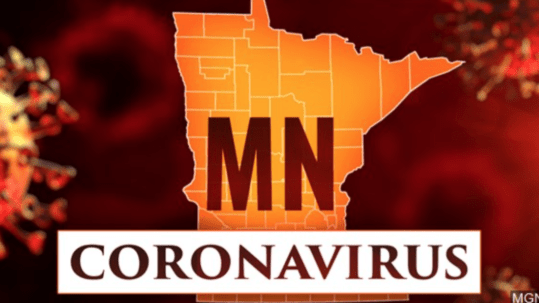 Coronavirus in Minnesota